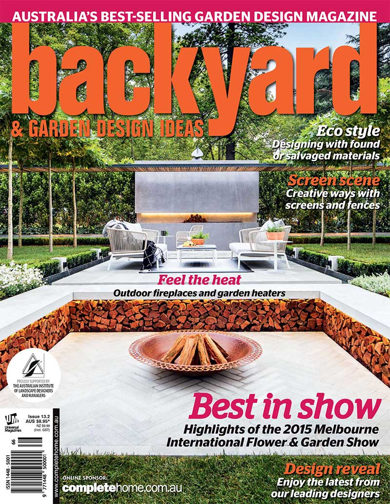Backyard Garden Design Ideas Magazine Alison Douglas Design