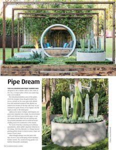 Outdoor Design & Living Magazine